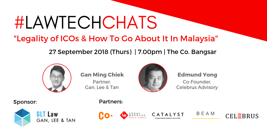 LawTechChats - Legality of ICOs How To Go About It In Malaysia