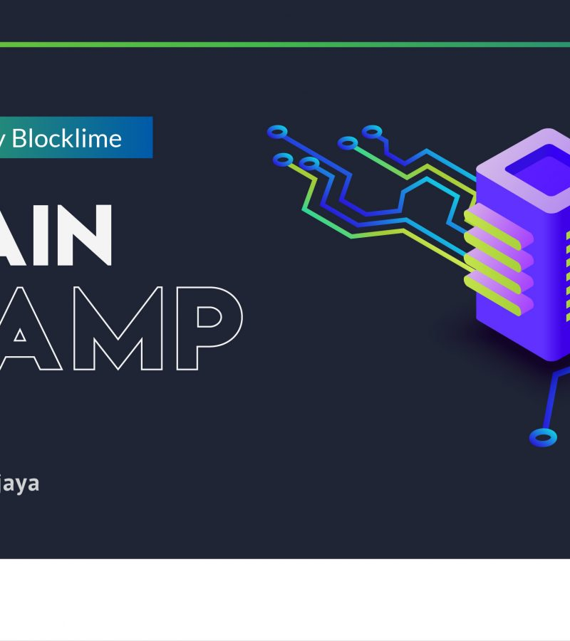 Blockchain Bootcamp by Blocklime 2018