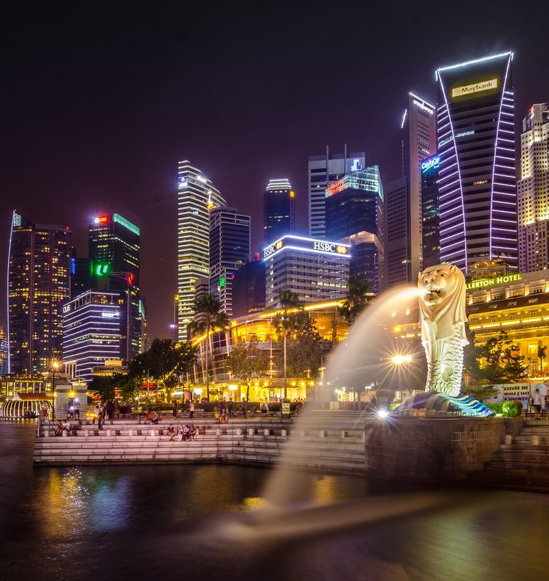 Visit Singapore in June for the DLT Compass Conference by Longhash
