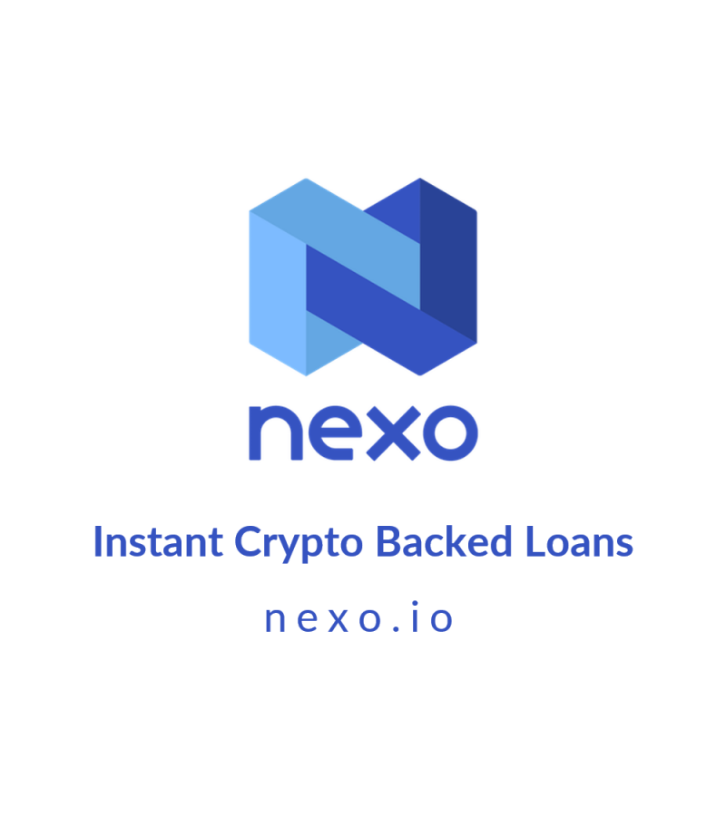 Nexo to the rescue.